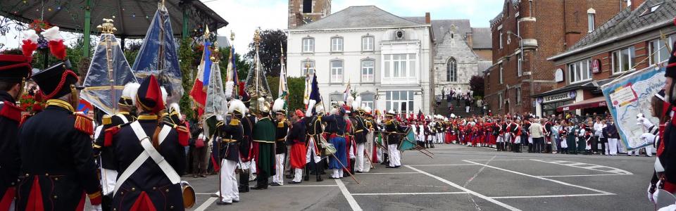 Commune de Ham-sur-Heure-Nalinnes | Marche Notre-Dame de Bon Secours 2019