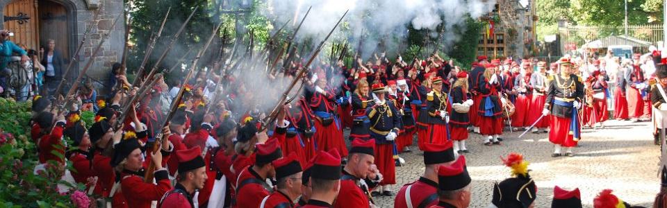 Commune de Ham-sur-Heure-Nalinnes | Procession et Marche militaire Saint-Roch 2019
