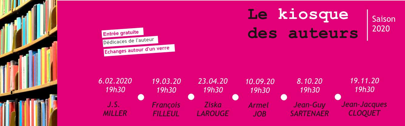 Commune de Ham-sur-Heure-Nalinnes   Jean-Jacques Cloquet au Kiosque des auteurs