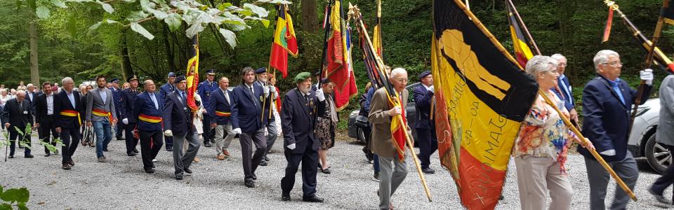 Commune de Ham-sur-Heure-Nalinnes | Commémoration en hommage aux Fusillés de Borgnery