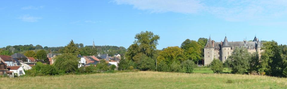 Commune de Ham-sur-Heure-Nalinnes | Le Château de Ham-sur-Heure