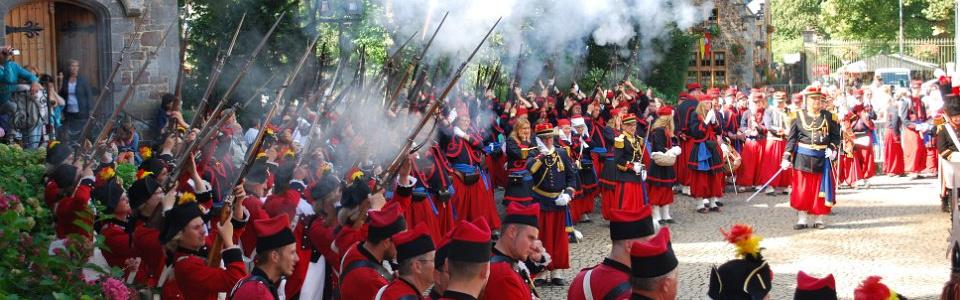 Commune de Ham-sur-Heure-Nalinnes | Le folklore