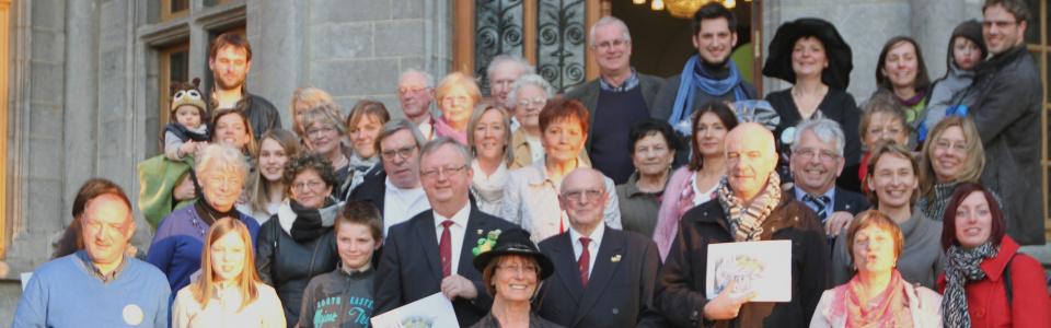 Commune de Ham-sur-Heure-Nalinnes | Palmarès du Mérite culturel 2016