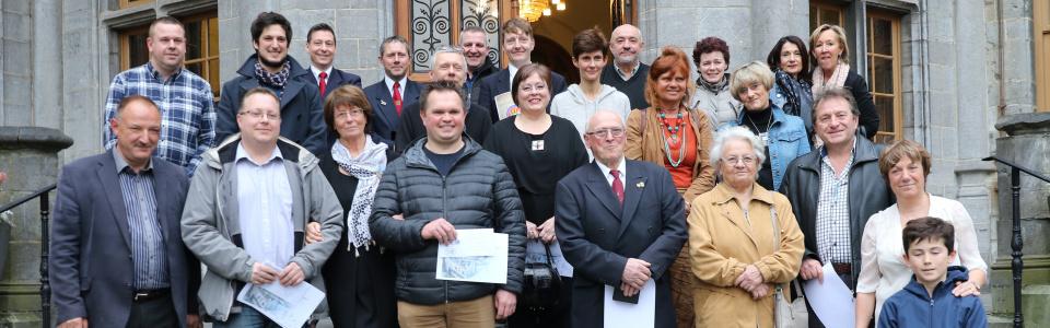 Commune de Ham-sur-Heure-Nalinnes | Palmarès du Mérite culturel 2017