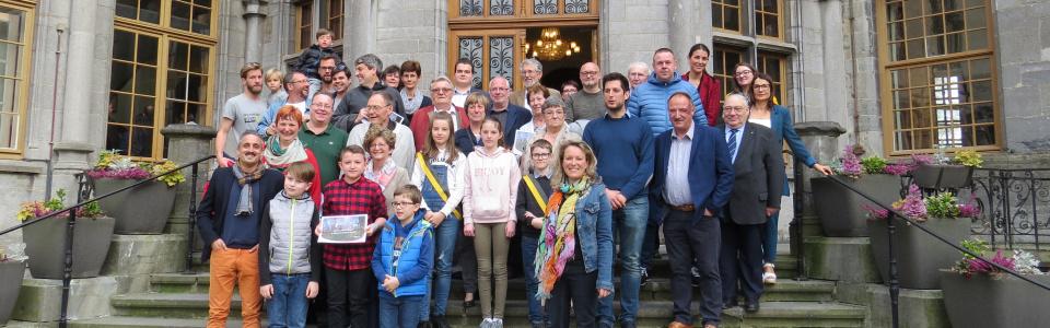 Commune de Ham-sur-Heure-Nalinnes   Palmarès du Mérite culturel 2019