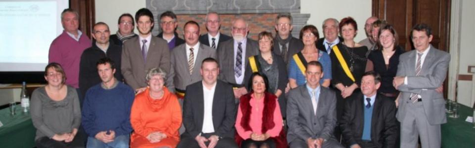 Commune de Ham-sur-Heure-Nalinnes | Le Conseil communal