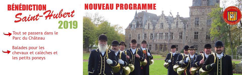 Commune de Ham-sur-Heure-Nalinnes | Bénédiction Saint-Hubert : dimanche 3 novembre 2019