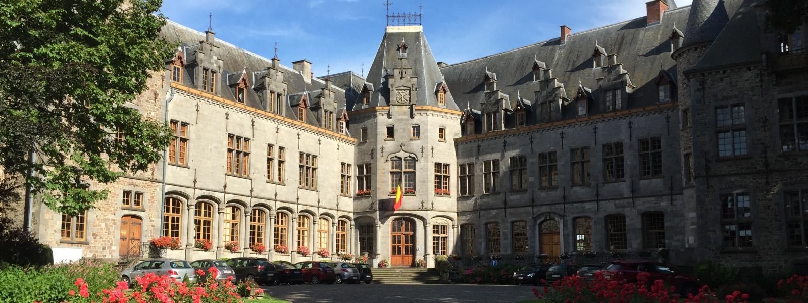 Commune de Ham-sur-Heure-Nalinnes | Le Château d'Ham-sur-Heures-Nalinnes